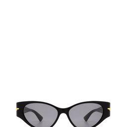 Bottega Veneta Eyewear Cat Eye Sunglasses | Cettire Global