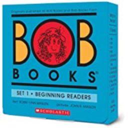 Scholastic SB-0439845009 Trade Bob Books Beginning Readers Book, Set 1 (Pack of 12) | Amazon (US)