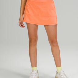 Pace Rival Mid Rise Skirt Tall   Lululemon (US)
