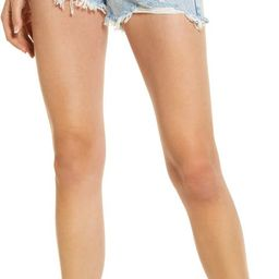Levi's® 501™ Ripped Cutoff Denim Shorts (Athens Swell)   Nordstrom   Nordstrom