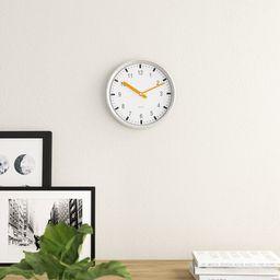 "Leesburg 10"" Wall Clock | Wayfair North America"