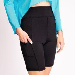 Kamit Women's Friction Free Biker Shorts | Walmart (US)