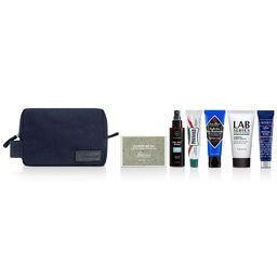 Choose your Free 7-PC Gift with select $85 Men's Skincare and Grooming purchases | Macys (US)