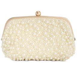 Inc All Over Pearl Pouch Clutch, Created for Macy's | Macys (US)