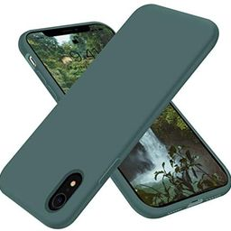 OTOFLY Compatible with iPhone XR Case 6.1 inch,[Silky and Soft Touch Series] Premium Soft Liquid ...   Amazon (US)