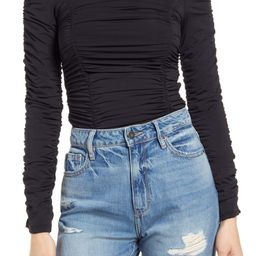 Ruched Top   Nordstrom