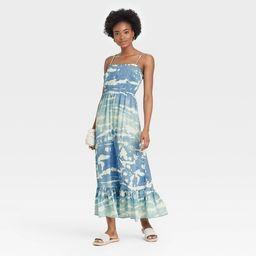Women's Sleeveless Tiered Dress - Knox Rose™ | Target