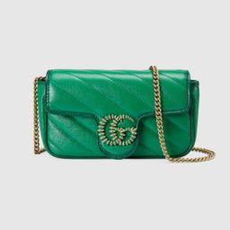 GG Marmont super mini bag   Gucci (US)