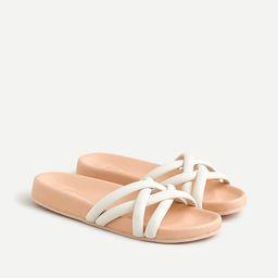 Pacific cushy strap sandals | J.Crew US