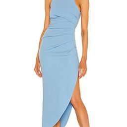 Misha Collection X REVOLVE Ida Dress in Powder Blue from Revolve.com | Revolve Clothing (Global)