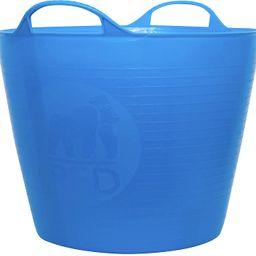 TubTrug SP26BL Medium Blue Flex Tub, 26 Liter | Amazon (US)