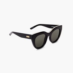 Black Air Heart Sunglasses | Tuckernuck (US)