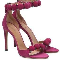 Bombe suede sandals | Mytheresa (US)