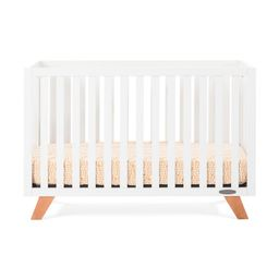 Forever Eclectic by Child Craft Soho 4-in-1 Convertible Crib - Matte White | Target