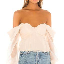 X REVOLVE Burna Blouse   Revolve Clothing (Global)