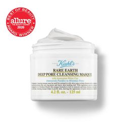 Rare Earth Deep Pore Minimizing Cleansing Clay Mask | Kiehls (US)