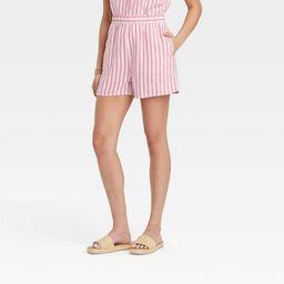 Women's High-Rise Pull-On Shorts - Universal Thread™   Target