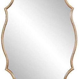 Patton Wall Decor 24x36 Gold Ornate Accent Wall Mounted Mirrors | Amazon (US)