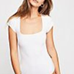 Fair and Square Neck Duo Bodysuit | Free People (US)