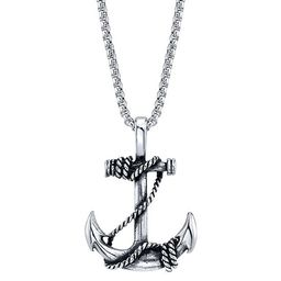 J.P. Army Men's Jewelry Stainless Steel 24 Inch Box Pendant Necklace | JCPenney