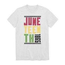 Juneteenth 1865 Mens Crew Neck Short Sleeve Graphic T-Shirt   JCPenney