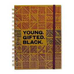 Young, Gifted, Black Notebook   JCPenney