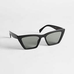 Angular Cat Eye Sunglasses   & Other Stories