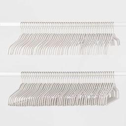100pk Combo Hanger Suit/Shirt Hanger - Made By Design™   Target