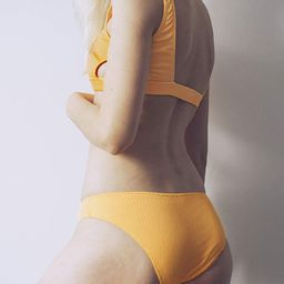 CUPSHE Women's Bikini Swimsuit Cutout Low Waist Two Piece Bathing Suit   Amazon (US)