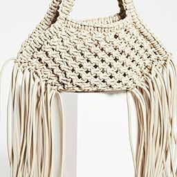 Mini Woven Basket Bag | Shopbop