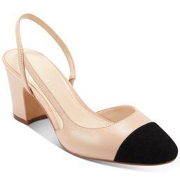 Marc Fisher Women's Laynie Slingback Pumps & Reviews - Pumps - Shoes - Macy's | Macys (US)