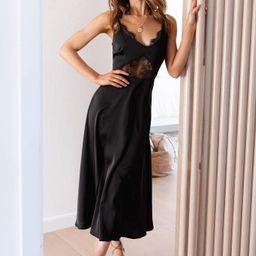 Ariel Dress - Black | Petal & Pup (US)