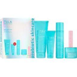 Tula Glow Starts Here Bestselling Skin Essentials Kit | Ulta