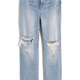 The Perfect Vintage High Waist Jeans: Ripped Edition | Nordstrom
