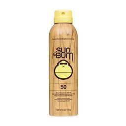 Sun Bum Original SPF 50 Sunscreen Spray Vegan and Reef Friendly (Octinoxate & Oxybenzone Free) Br...   Amazon (US)
