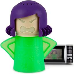 Angry Mama Microwave Cleaner Microwave Oven Steam Cleaner Doll for Home, Kitchen and Office by AO...   Amazon (US)