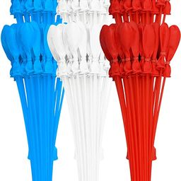 Bunch O Balloons Rapid-Filling Red, White and Blue Water Balloons 6 Pack (180 Balloons) (Amazon E...   Amazon (US)