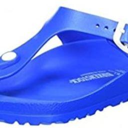 Birkenstock Women's Toe Post Sandals Flip Flops   Amazon (US)