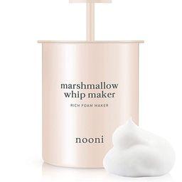 NOONI Marshmallow Whip Maker Foam Cleanser   Rich Foam Maker for Face Wash   Korean Skincare Tool...   Amazon (US)