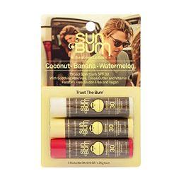 Sun Bum SPF 30 Sunscreen Lip Balm   Vegan and Cruelty Free Broad Spectrum UVA/UVB Lip Care with A...   Amazon (US)
