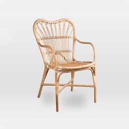 Rattan Arm Chair | West Elm (US)