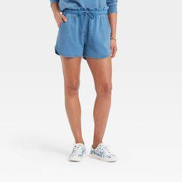 Women's Tie-Dye High-Rise Pull-On Shorts - Universal Thread™   Target