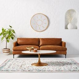 Bowen Leather Sofa | Anthropologie (US)