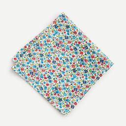 Pocket square in Liberty® print | J.Crew US