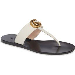 GG T-Strap Sandal   Nordstrom