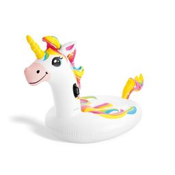 Intex Mega Unicorn Island Pool Float that is 106 inches Long by 55 inches wide and 55 inches high... | Walmart (US)
