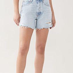 Riley High Rise Slim Leg Shorts   Shopbop