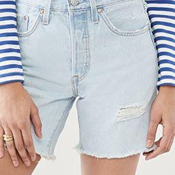 501 Mid Thigh Shorts   Shopbop