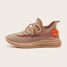 Lace Up Front Running Shoes | SHEIN