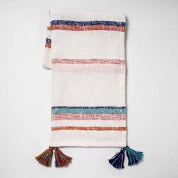 Striped Woven Cotton Slub Throw Blanket - Opalhouse™ | Target